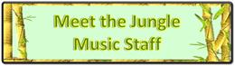 Jungle Music Staff banner