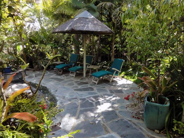 Small tropical garden ideas photograph tropical landscape - Small tropical backyard ideas ...